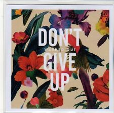 (EQ535) Washed Out, Don't Give Up - 2013 DJ CD