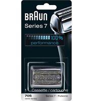 Braun 70S Replacement Cutter Foil Cassette Series 7 Pulsonic 9000 ##1DAY SALE!!