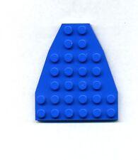Lego--2625--Platte/Flügel--- 6 x 7---Blau---Space--