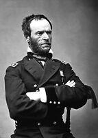Union General William Tecumseh Sherman 1820-1891 5x7 Civil War Photo