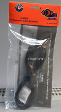 LIONEL PLUG N PLAY 6 FOOT CONTROLLER CABLE EXTENSION 6-PIN o gauge train 6-82045