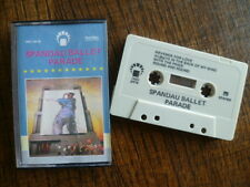 Rare Vintage Spandau Ballet Saudi Arabia Unofficial Import Cassette IMD Label