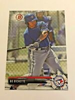 2017 Bowman Draft Baseball #38 - Bo Bichette - Toronto Blue Jays