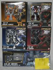 transformers fansproject causality crossfire Menasor stunticons MISB