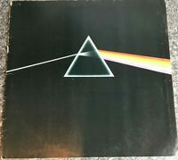Pink Floyd-The Dark Side Of The Moon Vinyl LP 1977 Harvest SHVL 804 UK 5th Press