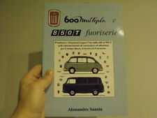Fiat 600 Multipla - 850T  book information Microcar intage