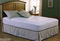 Mattress Cover Single / Full / Queen Size Fitted Plastic Sheet Allergy Protector