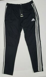 Adidas Men's Tiro 19 Athletic Training  Sweatpants Clim Zipper Pockets D95958