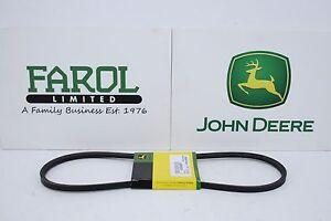 Genuine John Deere Lawnmower Drive Belt GC00081 JS63 JS63C JS63SE JS63V JS63VC