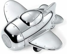 More details for troika propeller retro aeroplane paperweight  magnet  with friction motor
