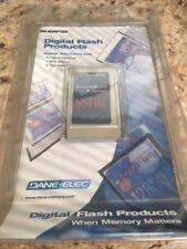 Dane-Elec Smart Media Adapter SSFDC PCMCIA PC Card, New