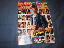 Bravo 28.11.1991 49/91 mit Bryan Adams Poster Heft komplett