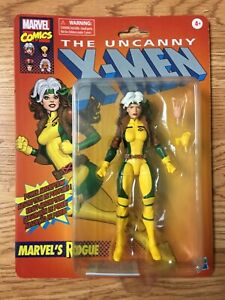 "THE UNCANNY X-MEN MARVEL'S ROGUE 6"" ACTION FIGURE BRAND NEW"