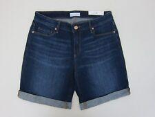 Ann Taylor LOFT Women's Modern Denim Bermuda Shorts 30/Size 10 Indigo  NWT