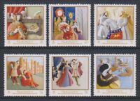 Guernsey - 2009, Coronation of King Henry VIII set - MNH - SG 1290/5