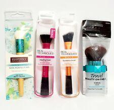 NEW REAL TECHNIQUES 4 Brushes Ecotools Essential Tools + 2 BONUS Gifts