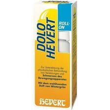 DOLO HEVERT Roll On Einreibung 50ml PZN 856824