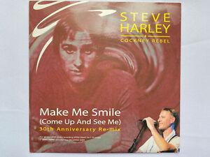 "Steve Harley - Make Me Smile (Come Up And See Me) 7"" vinyl single Unplayed copy"
