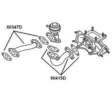 WAHLER Pipe, EGR valve 60347D