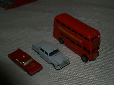 Lot Triang - Lone star - Matchbox Lesney - Fire Chief's - Mercedes 220 SE - Bus