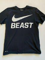 Nike Beast Short Sleeve T-Shirt Men's Medium