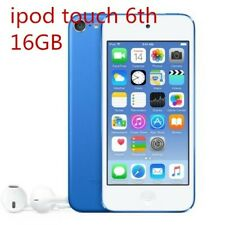 🔥NEW Apple iPod touch 6th Generation Blue (16GB) MP3/4 Player -Latest Model