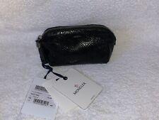 MONCLER -Black Clutch,Beauty Case Bag, Purse, Case,