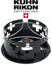 """KUHN RIKON Fondue réchaud """"Schweizer Kreuz"""" pour Fromage & a la viande"""