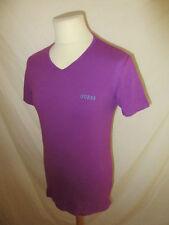 T-shirt Guess Violet Taille M à - 52%