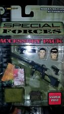 Resaurus Plan B Special Forces Sniper Post Accessory Pack  Marvel Legends