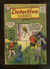 DETECTIVE #226 (5.0) 2ND APPEARANCE AND ORIGIN OF MARTIAN MANHUNTER