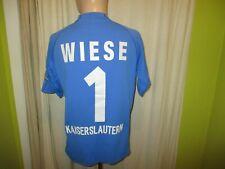 "1.FC Kaiserslautern Kappa Torwart Trikot 2003/04 ""DVAG"" + Nr.1 Wiese Gr.S TOP"
