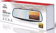XBLITZ Fahrzeug Spiegel Kamera Dash Cam XB-MIRROR Full HD 4,3 Zoll Bildschirm