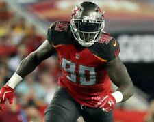 Jason Pierre-Paul Tampa Bay Buccaneers  UNSIGNED 8X10 Photo