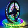 5M WS2811 Addressable 60Leds/M 5050 RGB Pixel LED Strip Light 12V Wasserdicht
