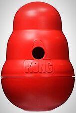 Kong wobbler trattare Dispensing giocattolo per cane grandi alimentari cucciolo MENTALE DOG FORNITURE NUOVO