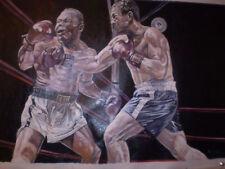 BOXER  Rocky Marciano Jack Dempsey ART nt photo Conor Mcgregor MMA MUHAMMAD ALI
