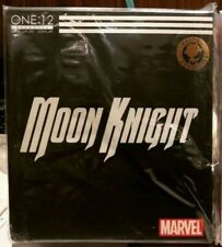 Mezco SDCC Exclusive One : 12 MOON KNIGHT CRESCENT EDITION Action Figure