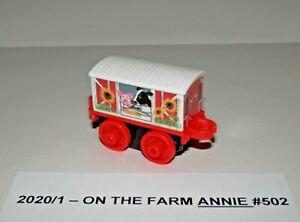 New 2020 On The Farm Red Barn Annie Mini Train from Thomas /& Friends MINIS