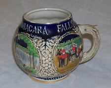 Incredible 1950s ESD Japan NIAGARA FALLS Hand-Painted MUG CUP CANADA