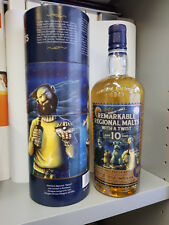 NEW Douglas Laing Remarkable Regional Malts with a Twist 10 Years Old Blended