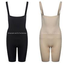 Control Full Body Thigh Shorts Suit Waist Cincher Seamless Body Shaper Size 8-20