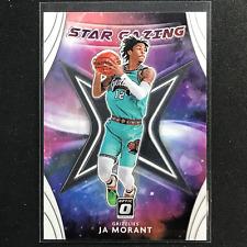 2020-21 Donruss Optic JA MORANT Star Gazing Base #1