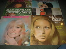 LOT OF 6 RAY CONIFF LP'S ALL PICTURED AND LISTED