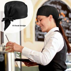 Pirate Chef Hat High Quality Waiter Uniform Cap Bakery BBQ Grill Hat Restaurant