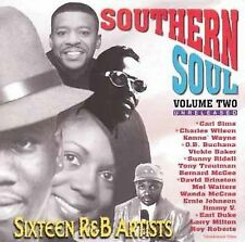 New: Various Artists: Southern Soul Vol.02 Dolby, Studio, Compilation Audio Cass