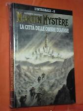 MARTIN MYSTERE- ALFREDO CASTELLI- INTEGRALE -N°8- la citta' - CARTONATO- HAZARD