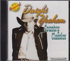 Country Classics Dwight Yoakam Audio CD