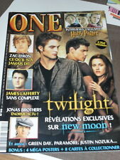 COUPURE DE PRESSE CLIPPING 2009 TWILIGHT Révélations exclusives sur New Moon