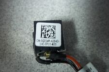 NEW DELL LATITUDE E4310 G72VP 0G72VP DC30100AF0L AC DC POWER JACK w/ CABLE PORT